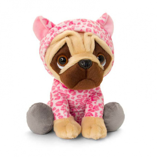 Pugsley In Pink Onesie Plush Toy   Housing Units