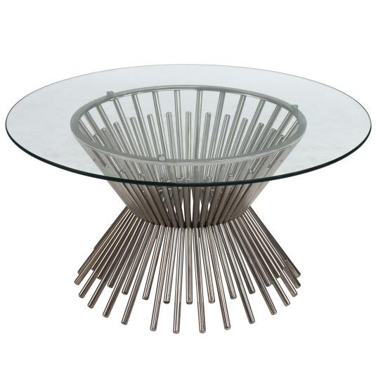 Swift Silver Coffee Table