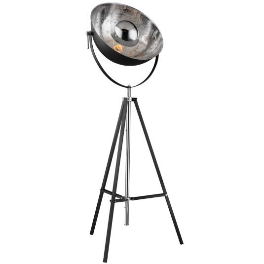 Xirena Chrome Floor Lamp