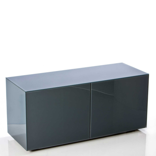 """Invictus Grey TV Stand for up to 55"""" TVs"""