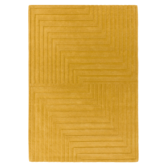 Form Ochre Rug Collection