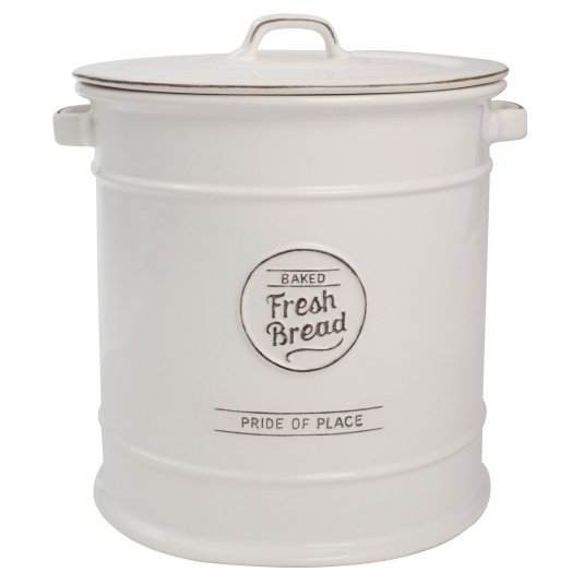T&G Pride of Place White Bread Crock