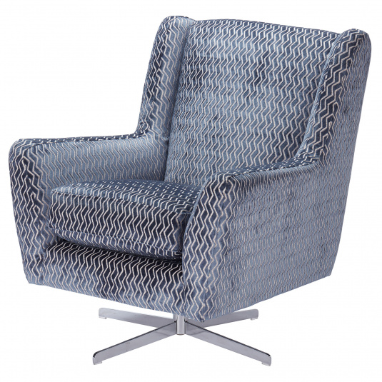 Helsinki Accent Swivel Chair Collection  Housing Units
