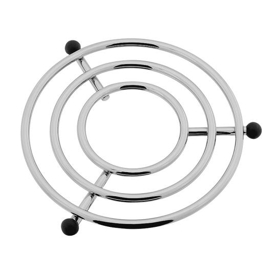 Steel Round Pan Trivet