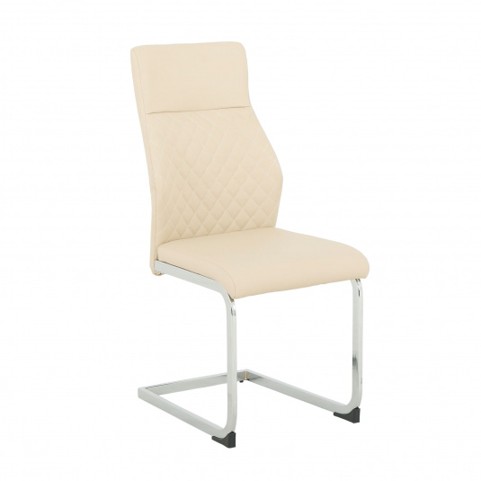 Lace Beige Dining Chair