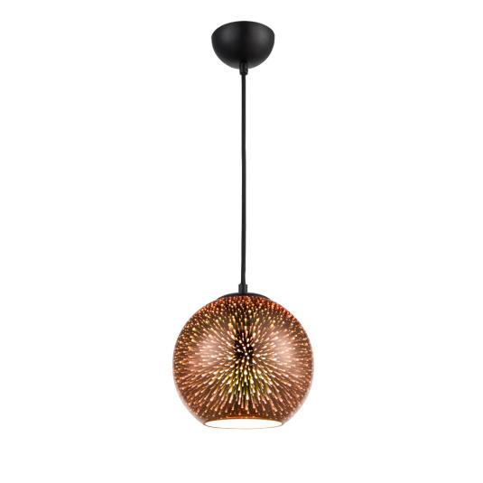 Vision Copper Small Pendant Light