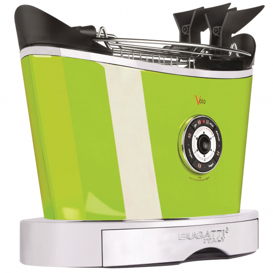 Bugatti Volo Green Toaster