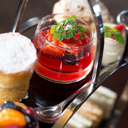 Afternoon Tea for One Restaurant Voucher