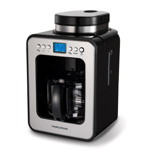 Morphy Richards Evoke Grind and Brew Coffee Station