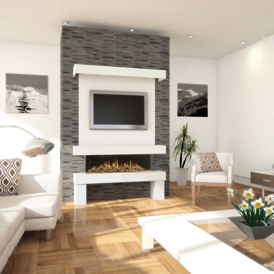 Evonic Fires Broadway Electric Fire Suite