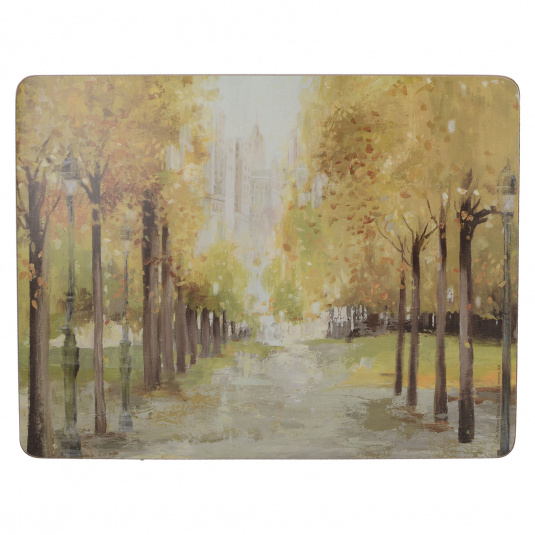 Central Park Set of 6 Placemats
