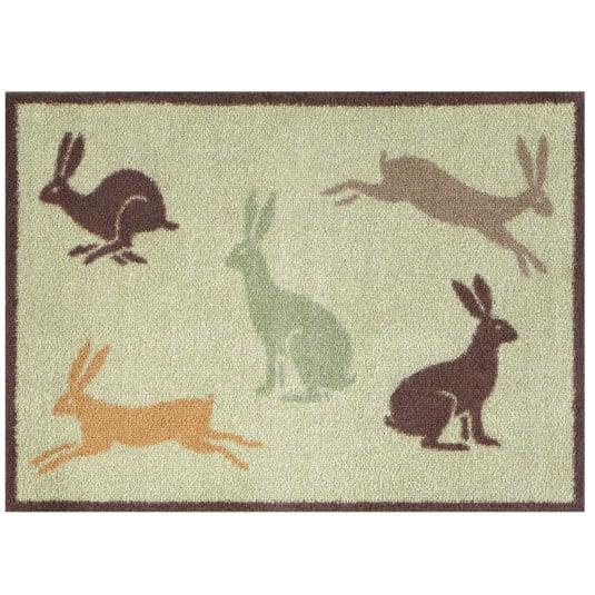 Turtle Mat Country Living Hares Doormat