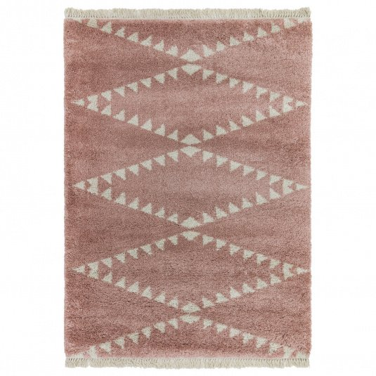 Rocco RC01 Pink Rug Collection