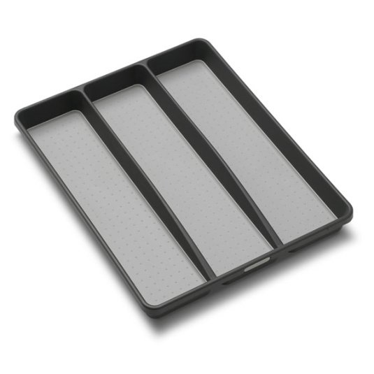 Three Slot Utensil Tray
