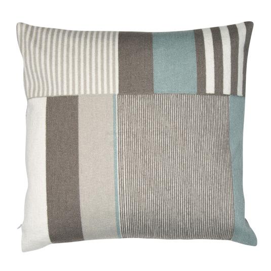 Malini Lars Blue Cushion