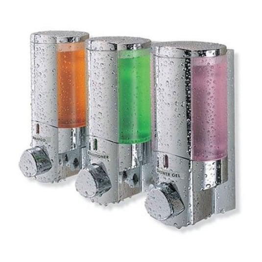 Markola Aviva 3 Chrome Soap Dispenser