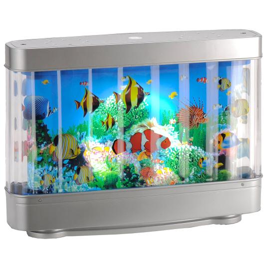 Childrens LED Aquarium Decorative Light