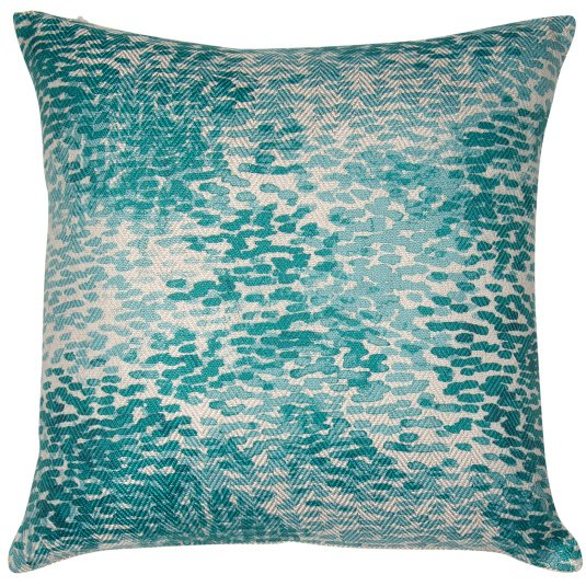Malini Tanvi Teal Cushion