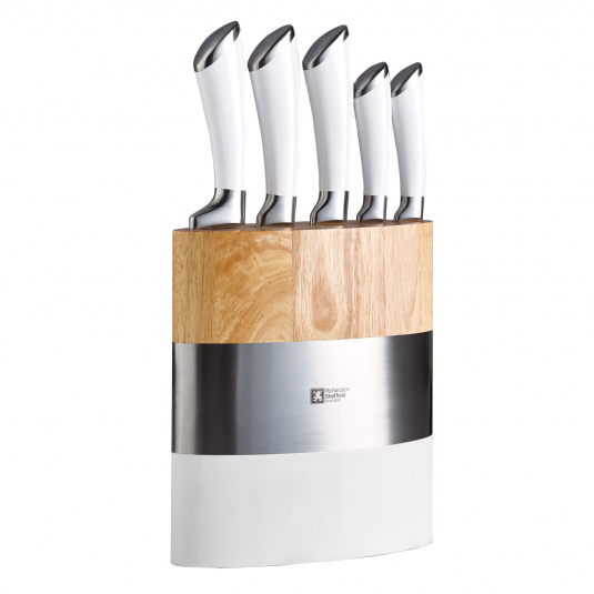 Fusion 5 Piece Knife Block Set