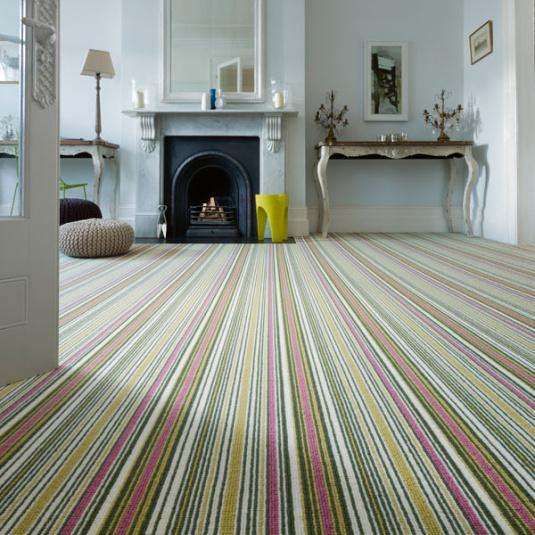 Crucial Trading Biscayne Stripes Carpet