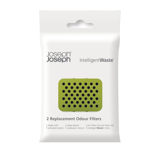 Joseph Joseph Totem Intelligent Waste Replacement Odour Filters