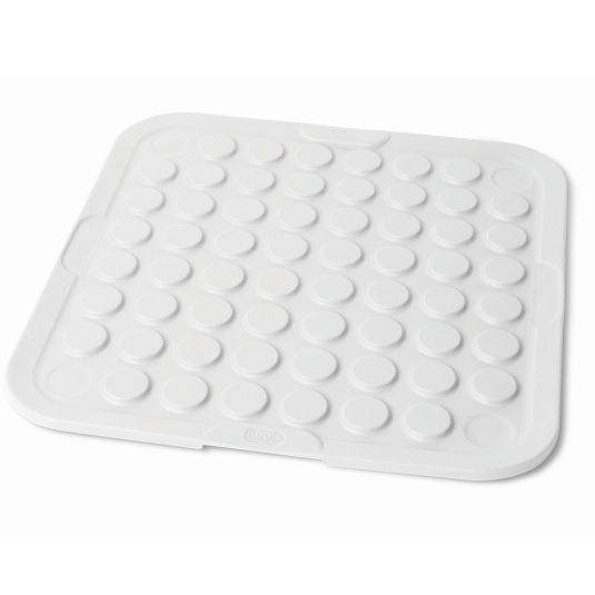 Addis Drying Mat in White