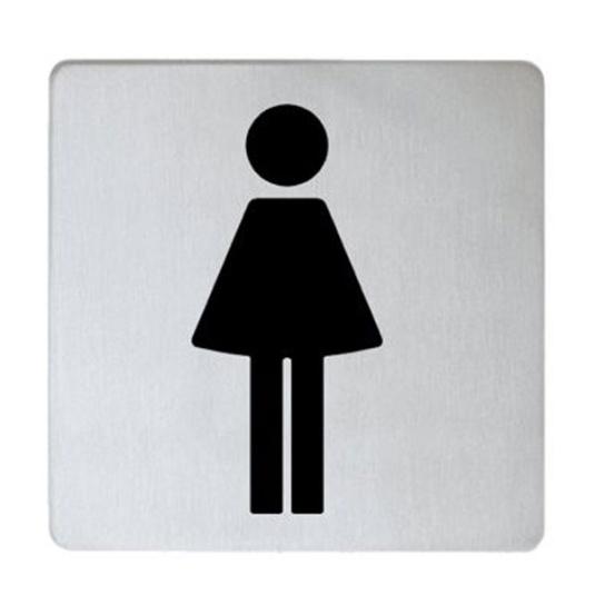 Keuco Ladies Doorplate