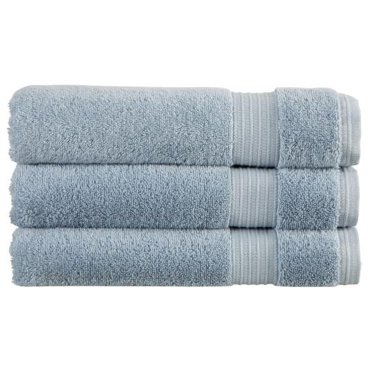 Christy Sanctuary Soft Blue Bath Towel