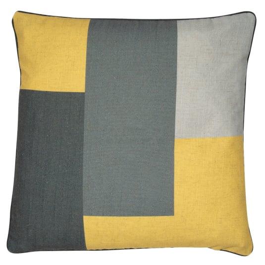 Malini Turner Mustard Cushion