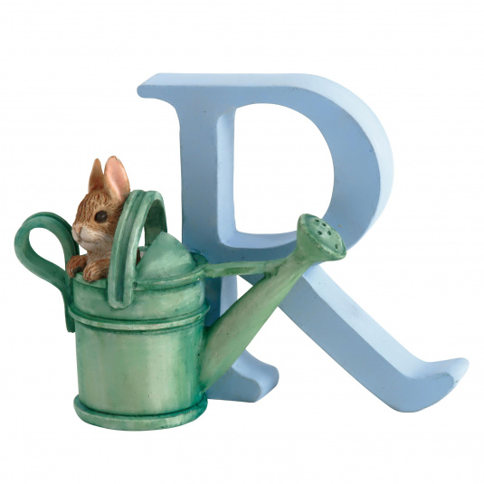 R - Peter Rabbit In Water Can