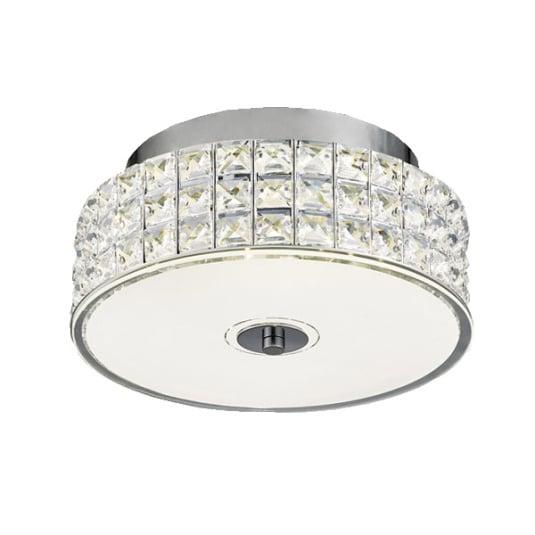 Hawthorne Small Round Flush Ceiling Light