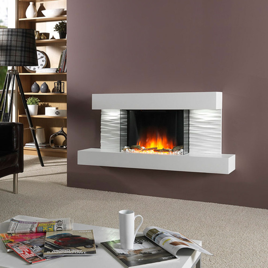 Flamerite Fires Ador Wall Mounted Fire