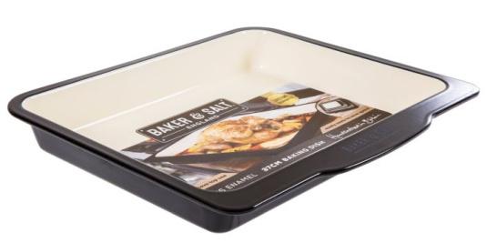Large Baking Dish Baker & Salt