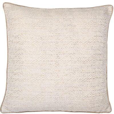 Malini Natural Ripple Cushion