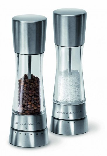 Cole and Mason Derwent Salt and Pepper Mill Gift Set