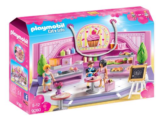 Playmobil Cupcake Shop