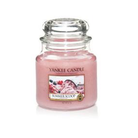 Yankee Candle Summer Scoop Medium Jar