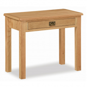 Dorset Light Oak Laptop Desk