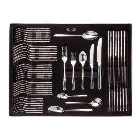 Stellar Winchester 58 Piece Polished Cutlery Set
