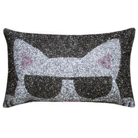 Karl Lagerfeld Choupette Cushion