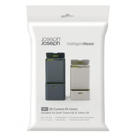 Joseph Joseph Intelligent Waste 20 Custom-fit Liners