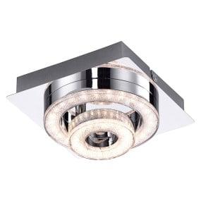 Tim LED Flush Ceiling Light