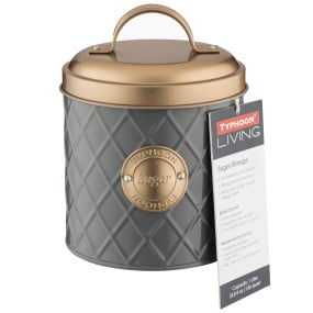 Typhoon Copper Lid Sugar Storage Jar