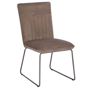 Clarence Taupe Dining Chair