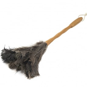 Addis Bamboo & Ostrich Feather Duster