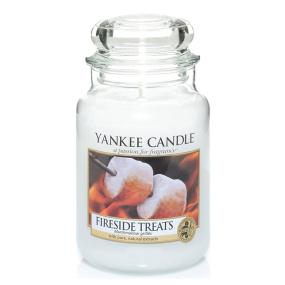 Yankee Candle Fireside Treats Large Jar
