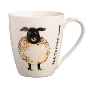 Price and Kensington Back to Front Sheep Mug