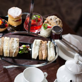 Afternoon Tea for Two Voucher Restaurant Voucher