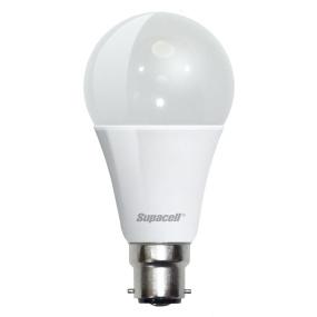 Supacell Digital LED GLS Opal BC B22 5W Bulb