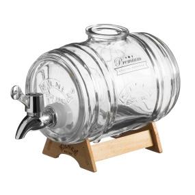 Kilner Barrel 1 Litre Drinks Dispenser